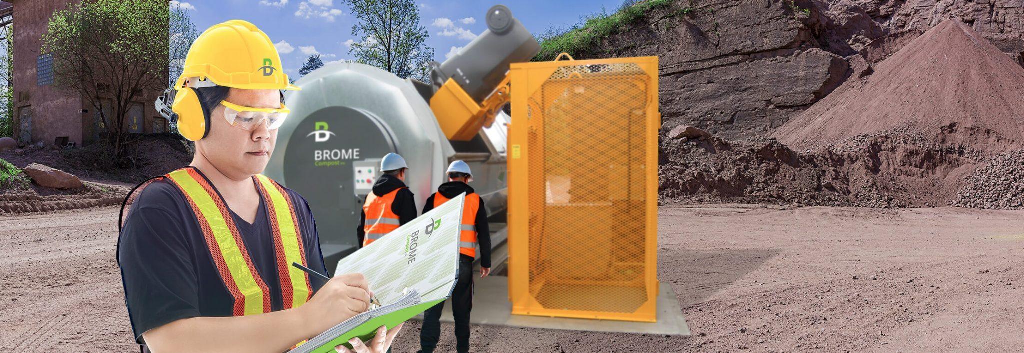 Compostage_site_Mines_brome_compost_Composting_on-site_mine