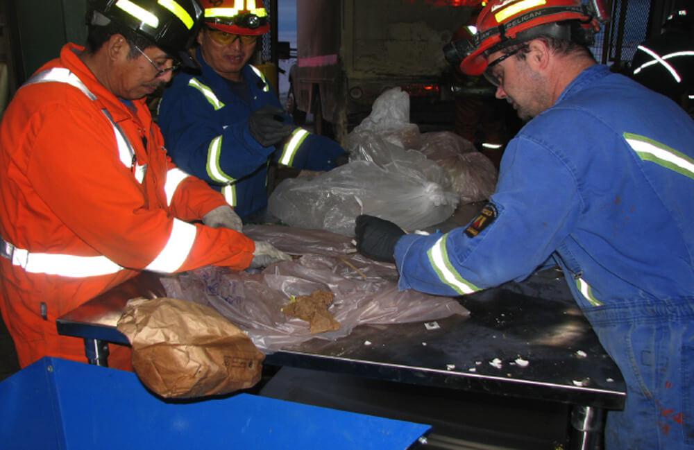 Composting_mine_Dominion_Diamond_Brome_compost_compostage_Mine_Dominion_Diamond