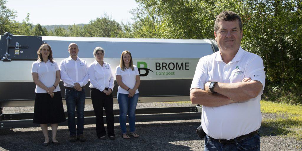 Equipe brome_compost Paul Larouche