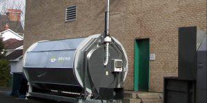 Compostage pour épicerie - composting food waste